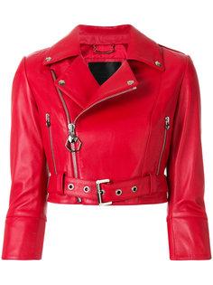 байкерская куртка Carolyn Flynn Philipp Plein