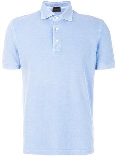классическая рубашка-поло Delloglio