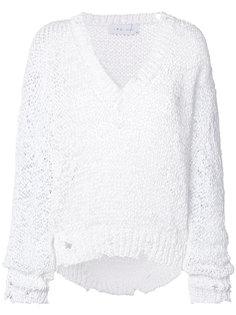 вязаный свитер с V-образным вырезом Iro