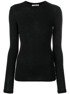 свитер с круглым вырезом Max Mara