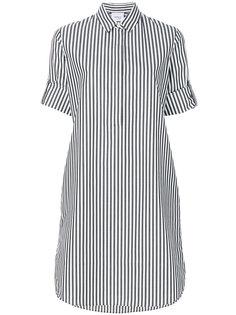 платье-рубашка в полоску Akris