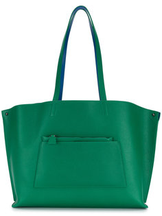 объемная сумка-шоппер Akris