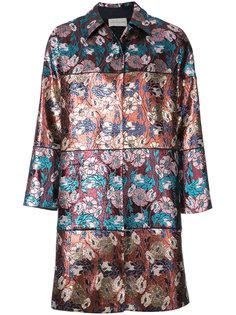 пальто Mona с жаккардовым узором Sachin & Babi