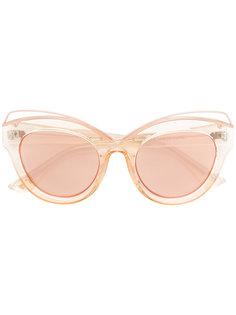 cat eye sunglasses Le Specs