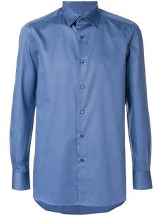 рубашка с закругленным подолом Boglioli