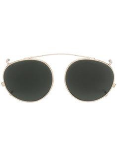 round-frame sunglasses Moscot