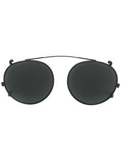 накладная солнцезащитная панель для очков Moscot