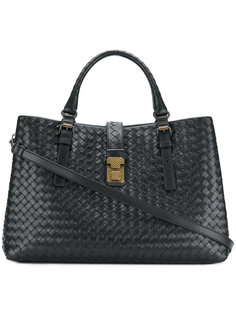 большая сумка-тоут Roma Bottega Veneta