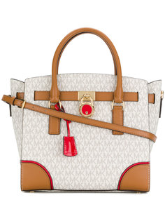 большая сумка-тоут Hamilton Michael Michael Kors