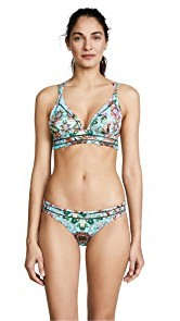 OndadeMar Amazonia Strappy Bikini Top