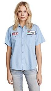 R13 Mechanic Shirt