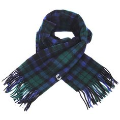 Шарф Fred Perry Watch Tartan Scarf Black