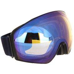 Маска для сноуборда Von Zipper Jetpack Black Gloss/Yellow Chrome