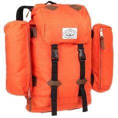 Рюкзак туристический Poler Classic Rucksack Burnt Orange