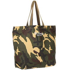 Сумка The Hundreds Rich Camo Tote Camo