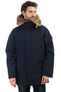Куртка зимняя Carhartt WIP Anchorage Parka Dark Navy/Black