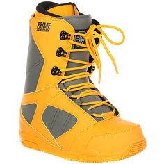 Ботинки для сноуборда Prime Classic Yellow P.R.I.M.E.