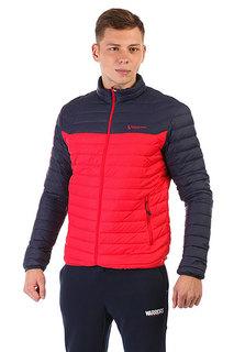Куртка Anta пуховая Красная