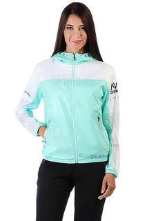 Куртка женская Anta Голубая 86737649-4