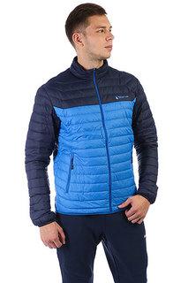 Куртка Anta пуховая Темно-синяя 85746942-3
