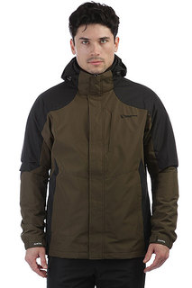 Куртка 3 В 1 Anta Черная 85746670-4