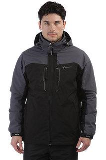 Куртка 3 В 1 Anta Черная 85746672-5