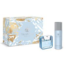 TRUSSARDI Подарочный набор Blue Land Туалетная вода 50мл + дезодорант 100мл