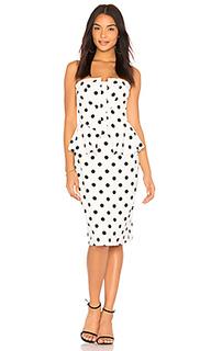 Платье с баской suri - Bardot
