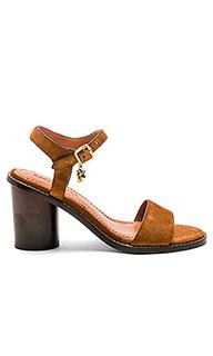 Обувь на каблуке charm buckle - Coach 1941