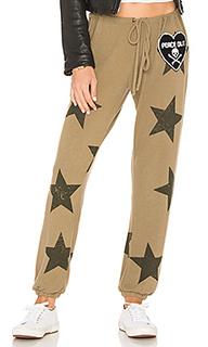 Брюки star patch - Chaser