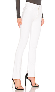 Джинсы буткат с высокой посадкой heartbreaker - Hudson Jeans