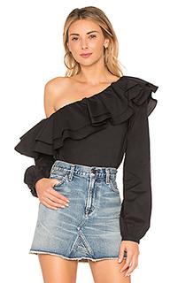 Блузка с одним рукавом eva - LAcademie
