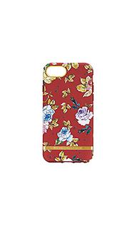 Чехол для телефона red floral - Richmond & Finch