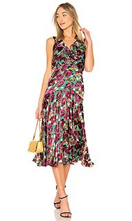 Платье миди rita - SALONI