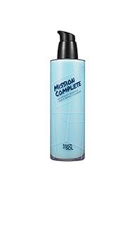 Средство для снятия водостойкого макияжа с губ и глаз mission complete - Touch In Sol