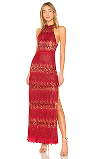 Вечернее платье с украшениями yara - X by NBD