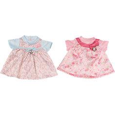 Игрушка Baby Annabell Одежда Платья, 2 асс., веш. Zapf Creation
