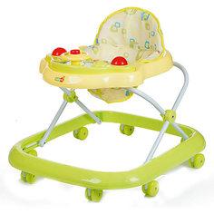 Ходунки ACTION, Babyhit, зеленый