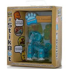 Фигурка питомца Мартышка, синяя, Stikbot Zing