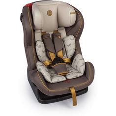 Автокресло Happy Baby Passenger V2, 0-25 кг, коричневый