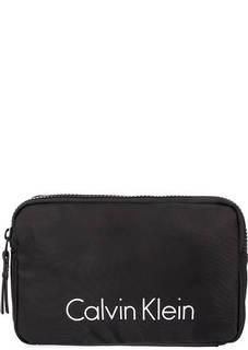 Текстильная поясная сумка Calvin Klein Jeans