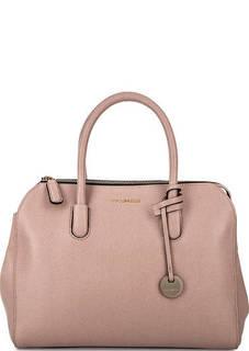 Кожаная сумка через плечо Coccinelle