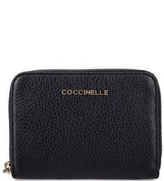 Маленький кошелек на молнии Coccinelle
