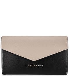 Вместительный кошелек из сафьяновой кожи Lancaster