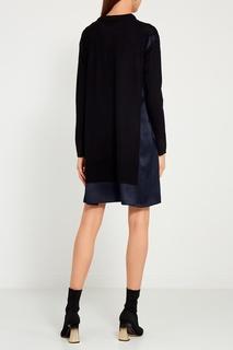 Комбинированное платье из шелка Rag&Bone
