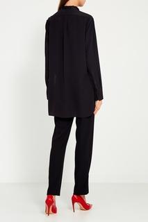 Черная шелковая блузка Rag&Bone