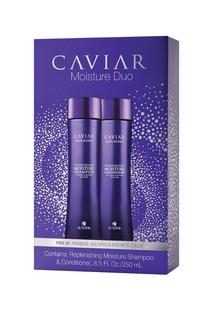 Набор «Увлажнение и питание» Caviar Moisture Holiday Duo (шампунь+кондиционер), 250+250 ml Alterna