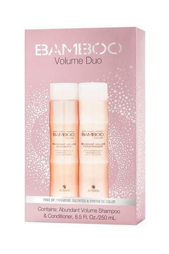 "Набор ""Бесконечный объем"" Bamboo Volume Holiday Duo, 250+250 ml"