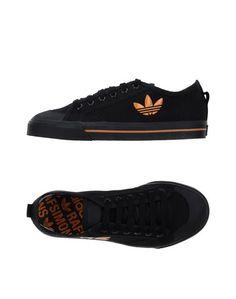 Низкие кеды и кроссовки Adidas by RAF Simons