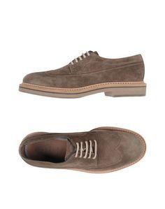 Обувь на шнурках Brunello Cucinelli